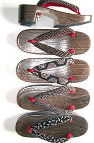 伝統の履物 : 雪駄,通販,草履,下駄,にしかつ - 和柄 高級和装 着物にぴったり、男女兼用